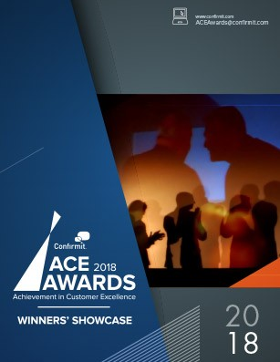 ACE Awards 2018 | Customer Experience | VoC/VoE/CX Award by Confirmit