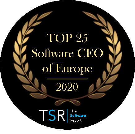 TSR: Top 25 Software CEO of Europe