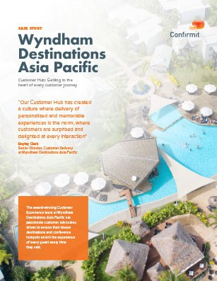 Wyndham Destinations Asia Pacific: A customer journey case study
