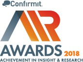 We've created the AIR awards to recognize innovation and excellence in Market Research and Insight practices. Here are five reasons to enter the Confirmit MR awards