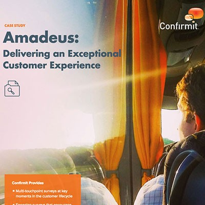 Amadeus: Customer Experience Case Study