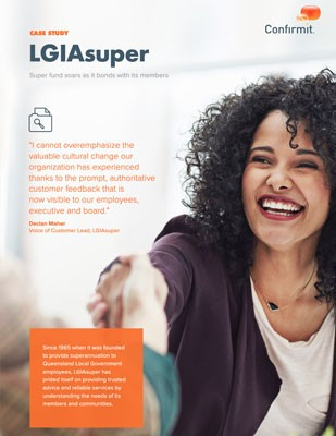 LGIAsuper Case Study: Super fund soars as its bonds with its members