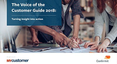Voice of the Customer Guide 2018: Turning Insights into Action