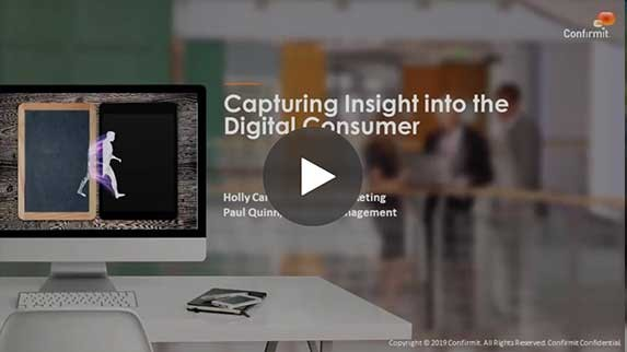 Gaining Insights from Digital Consumer Experience
